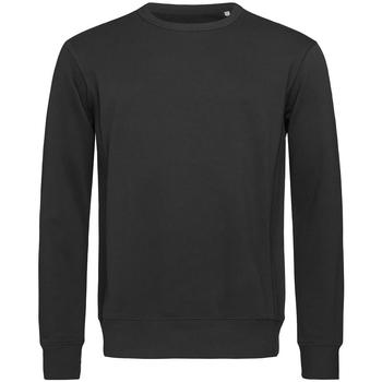 Textiel Heren Sweaters / Sweatshirts Stedman Active Zwart Opaal