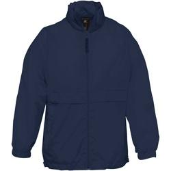 Textiel Kinderen Wind jackets B And C Sirocco Marine Blauw