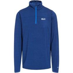 Textiel Heren T-shirts met lange mouwen Trespass Wilks Blauw