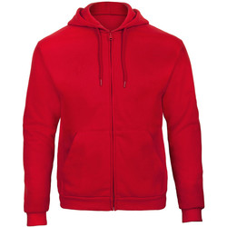 Textiel Sweaters / Sweatshirts B And C ID.205 Rood
