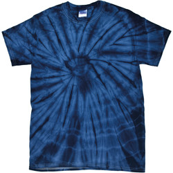 Textiel T-shirts korte mouwen Colortone Tonal Spinnenvloot