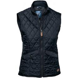 Textiel Dames Vesten / Cardigans Nimbus NB46F Middernacht blauw