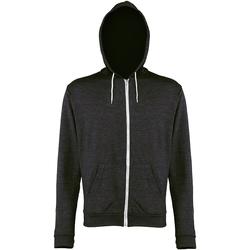 Textiel Heren Sweaters / Sweatshirts Awdis JH058 Zwarte Heide