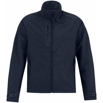Textiel Heren Wind jackets B And C JM951 Marineblauw