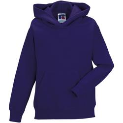 Textiel Kinderen Sweaters / Sweatshirts Jerzees Schoolgear 575B Paars
