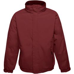 Textiel Heren Fleece Regatta TRW297 Bourgondië/Bourgondië