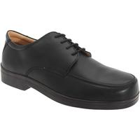 Schoenen Heren Derby Roamers  Zwart