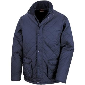 Textiel Heren Wind jackets Result Cheltenham Marineblauw