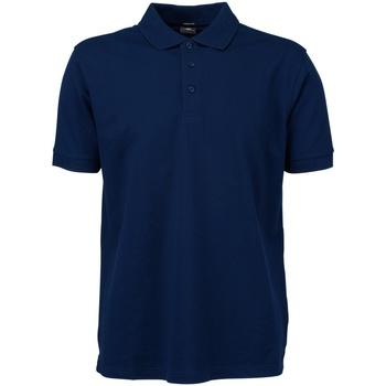 Textiel Heren Polo's korte mouwen Tee Jays TJ1405 Marineblauw