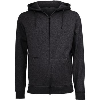 Textiel Heren Sweaters / Sweatshirts Build Your Brand BY012 Zwart