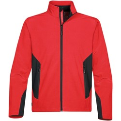 Textiel Heren Trainings jassen Stormtech ST802 Echt rood/ zwart