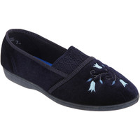 Schoenen Dames Sloffen Sleepers Inez Marineblauw