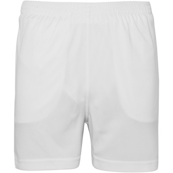 Textiel Kinderen Korte broeken / Bermuda's Awdis JC80J Arctisch Wit