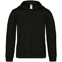 Textiel Kinderen Sweaters / Sweatshirts B And C B421B Zwart