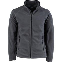Textiel Heren Fleece Tee Jays ME0691 Donkergrijs