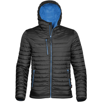 Textiel Heren Dons gevoerde jassen Stormtech Gravity Zwart/Marineblauw