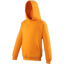 Textiel Kinderen Sweaters / Sweatshirts Awdis JH01J Sinaasappelschilfers