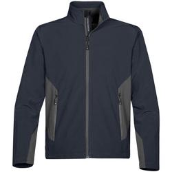 Textiel Heren Fleece Stormtech ST802 Marine / Graniet