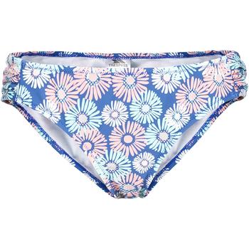 Textiel Dames Bikinibroekjes- en tops Trespass Raffles Blush Afdrukken