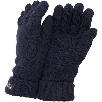 Accessoires Dames Handschoenen Floso  Marine