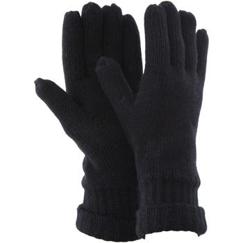 Accessoires Heren Handschoenen Floso  Zwart