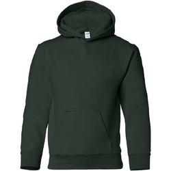 Textiel Kinderen Sweaters / Sweatshirts Gildan 18500B Bosgroen