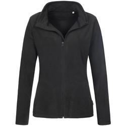 Textiel Dames Wind jackets Stedman  Zwart Opaal