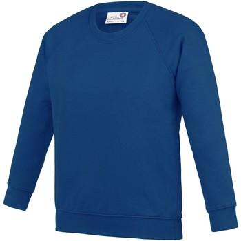 Textiel Kinderen Sweaters / Sweatshirts Awdis AC01J Diep koninklijk