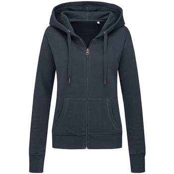Textiel Dames Sweaters / Sweatshirts Stedman  Donkerblauw