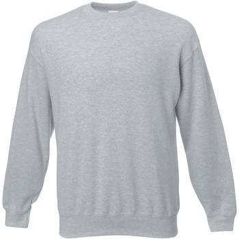 Textiel Heren Sweaters / Sweatshirts Universal Textiles 62202 Grijs