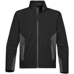 Textiel Heren Fleece Stormtech ST802 Zwart / Graniet