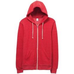 Textiel Heren Sweaters / Sweatshirts Alternative Apparel Alternative Eco Ware Rood