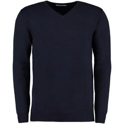 Textiel Heren Truien Kustom Kit Arundel Marineblauw