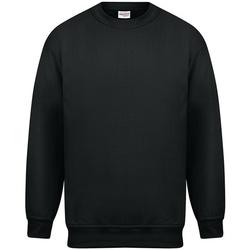 Textiel Heren Sweaters / Sweatshirts Absolute Apparel Magnum Zwart