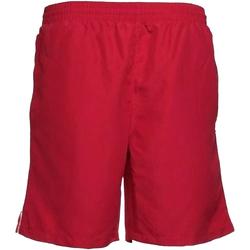 Textiel Heren Korte broeken / Bermuda's Gamegear KK980 Rood/Wit