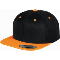 Accessoires Pet Yupoong  Zwart/ Neon Oranje