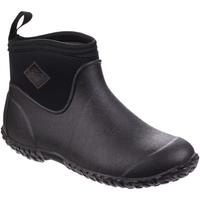 Schoenen Heren Regenlaarzen Muck Boots Muckster Zwart/Zwart
