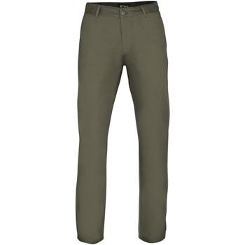 Textiel Heren Chino's Asquith & Fox AQ050 Leisteen