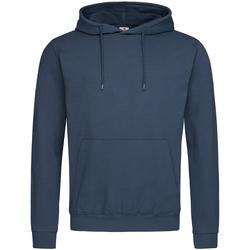 Textiel Heren Sweaters / Sweatshirts Stedman  Marine