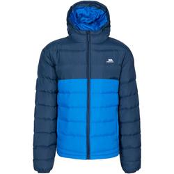 Textiel Heren Dons gevoerde jassen Trespass  Donkerblauw