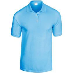 Textiel Heren Polo's korte mouwen Gildan 8800 Lichtblauw