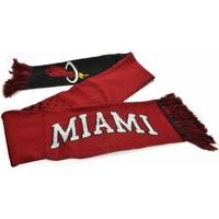 Accessoires Sjaals Miami Heat  Rood/Zwart