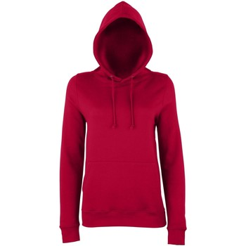 Textiel Dames Sweaters / Sweatshirts Awdis Girlie Rode Hete Chili