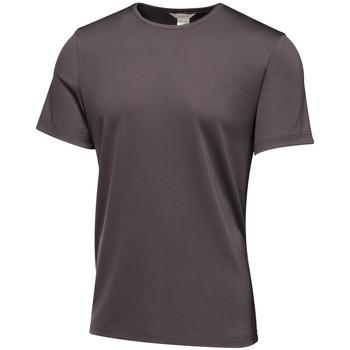 Textiel Heren T-shirts korte mouwen Regatta RA011 Afdichting Grijs