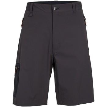 Textiel Heren Korte broeken / Bermuda's Trespass Runnel Zwart