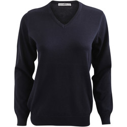 Textiel Dames Truien Kustom Kit KK353 Marineblauw