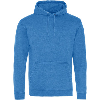 Textiel Sweaters / Sweatshirts Awdis Washed Gewassen koningsblauw