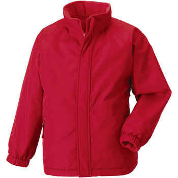Textiel Kinderen Wind jackets Jerzees Schoolgear 875B Klassiek rood