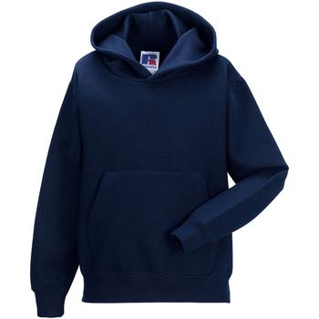 Textiel Kinderen Sweaters / Sweatshirts Jerzees Schoolgear 575B Franse marine