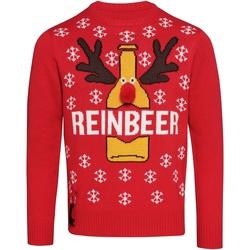 Textiel Heren Truien Christmas Shop CJ003 Rood